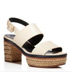 Tory Burch Solana Platform Sandals NEW 😍